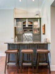 Delicate Home Bar Design Ideas That Make Your Flat Look Great 35