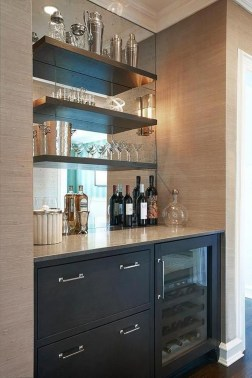 Delicate Home Bar Design Ideas That Make Your Flat Look Great 52