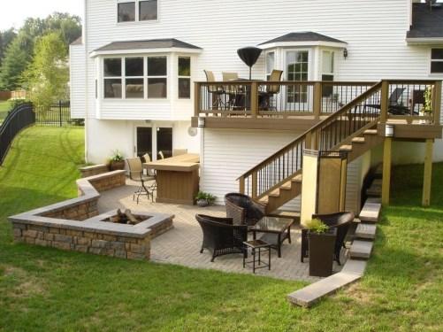 Elegant Backyard Patio Ideas On A Budget 25