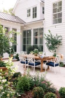 Elegant Backyard Patio Ideas On A Budget 29