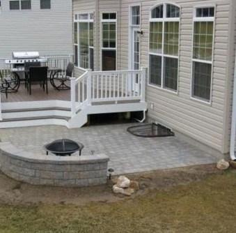 Elegant Backyard Patio Ideas On A Budget 35