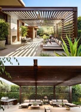 Elegant Backyard Patio Ideas On A Budget 42