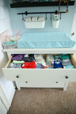 Modern Storage Ideas For Baby Boy 26