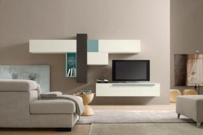 Pretty Bookshelves Design Ideas For Your Family Room 04