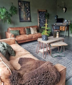 Rustic Living Room Decor Ideas For 2019 29