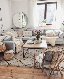 Rustic Living Room Decor Ideas For 2019 37