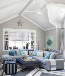 Splendid Coastal Living Area Ideas For Home Look Fabulous 21