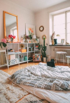 Stylish Bedroom Decoration Ideas For Your Apartment 43