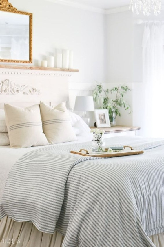 Stylish Bedroom Decoration Ideas For Your Apartment 54