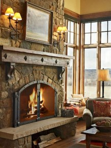 Superb Fireplaces Home Decor Ideas To Inspire Yourself 04