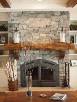 Superb Fireplaces Home Decor Ideas To Inspire Yourself 16