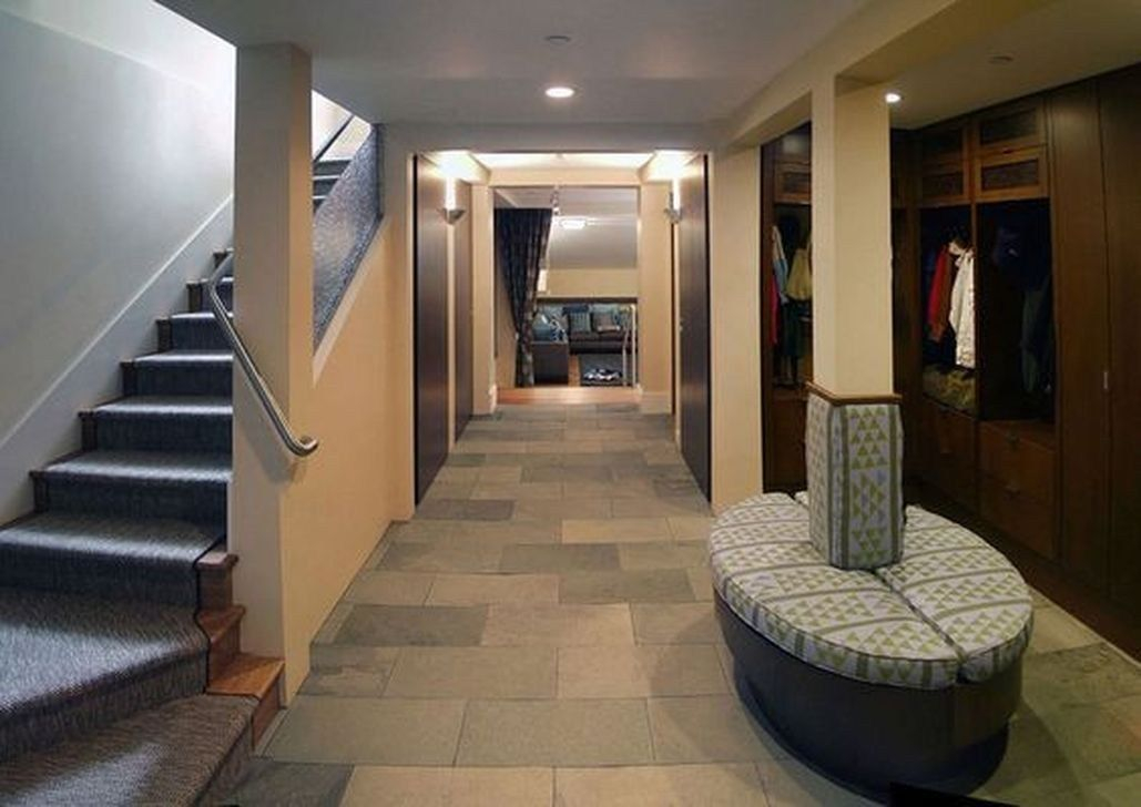 Adorable Basement Remodel Ideas For Upgrading Your Room Design 14