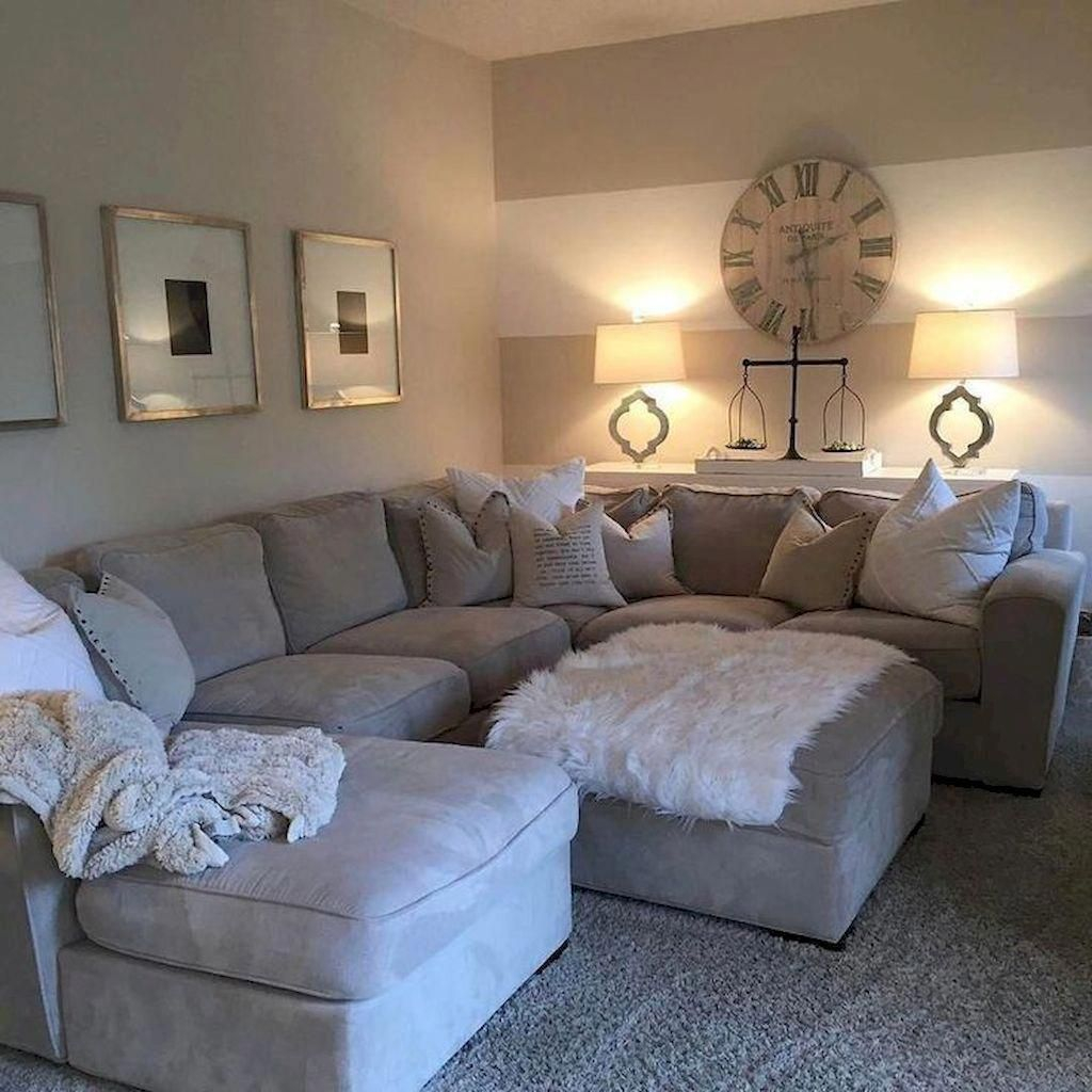Adorable Basement Remodel Ideas For Upgrading Your Room Design 19