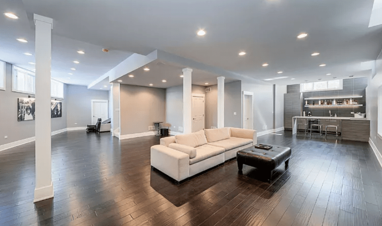 Adorable Basement Remodel Ideas For Upgrading Your Room Design 22