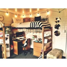 Adorable Dorm Room Design Ideas On A Budget 39