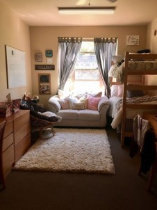 Adorable Dorm Room Design Ideas On A Budget 48