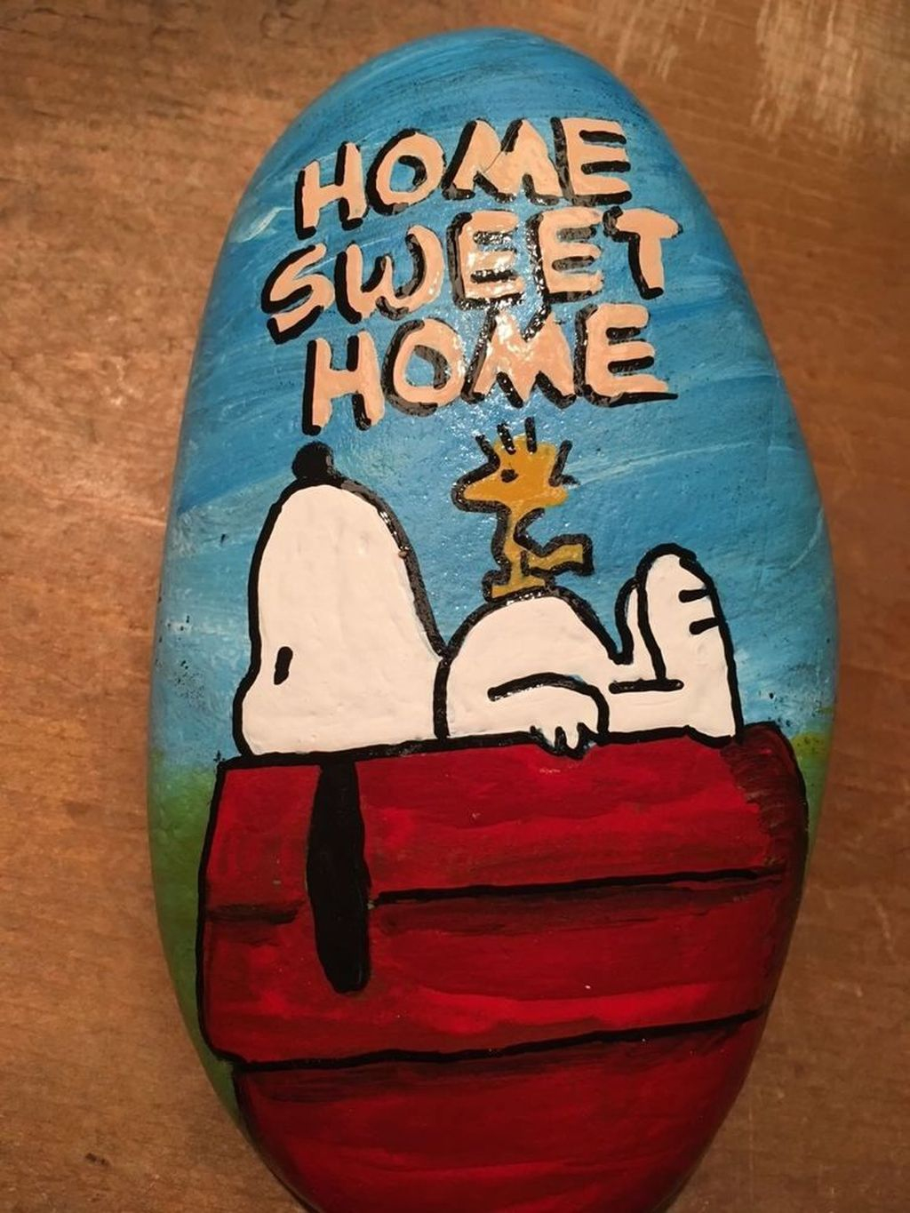 Affordable Diy Painted Rock Ideas For Home Decoration 29