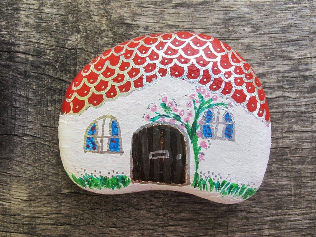 Affordable Diy Painted Rock Ideas For Home Decoration 33