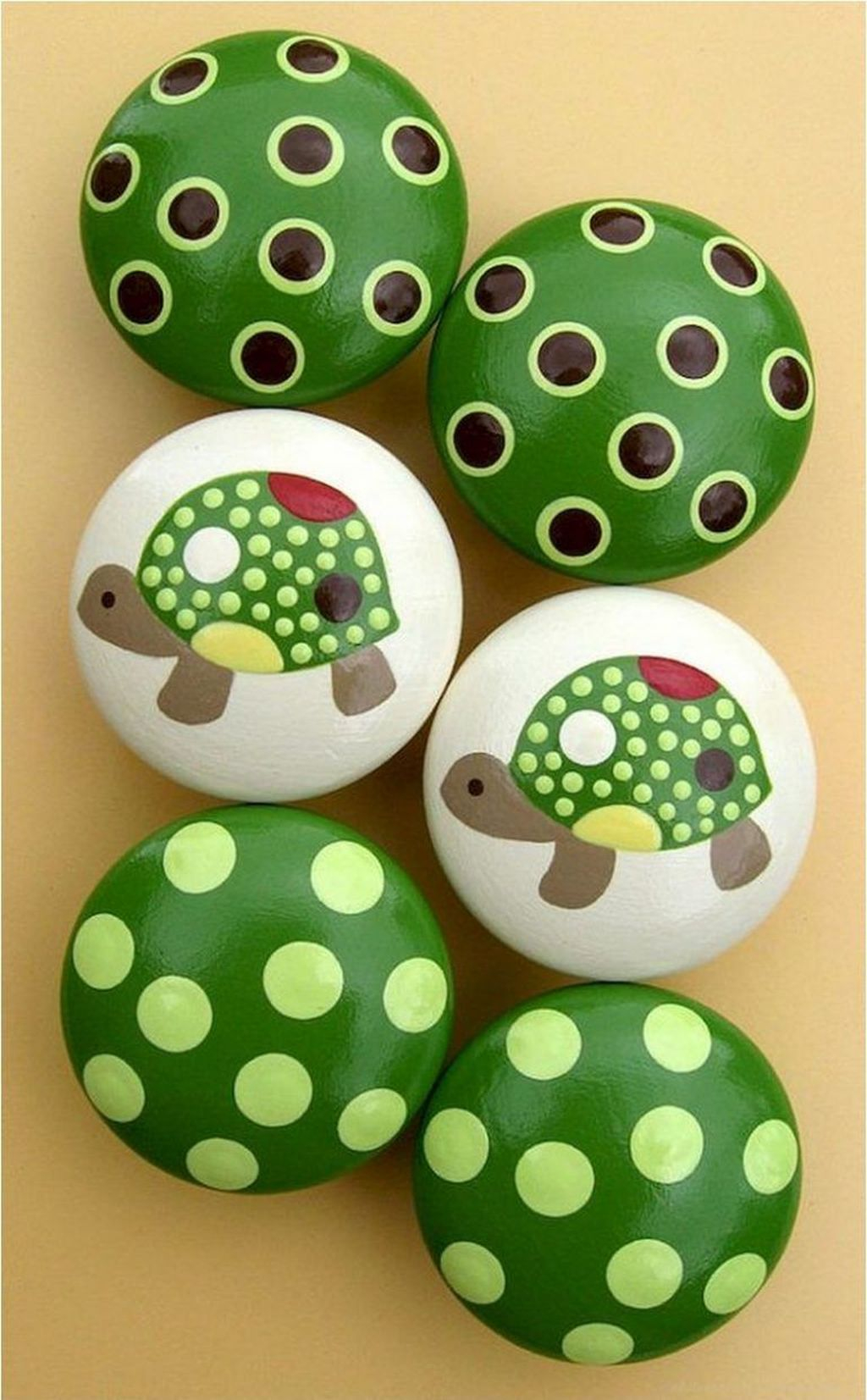 Affordable Diy Painted Rock Ideas For Home Decoration 43
