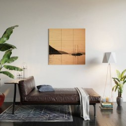 Affordable Geometric Wood Wall Art Design Ideas For Your Inspiration 12