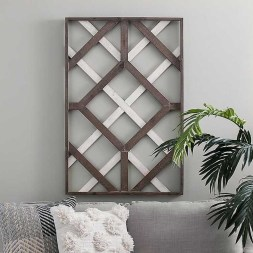 Affordable Geometric Wood Wall Art Design Ideas For Your Inspiration 13
