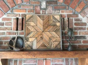 Affordable Geometric Wood Wall Art Design Ideas For Your Inspiration 30