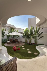 Amazing Backyard Landscaping Design Ideas On A Budget 48
