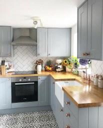 Awesome Farmhouse Kitchen Ideas On A Budget 47