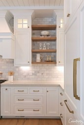 Awesome Farmhouse Kitchen Ideas On A Budget 48