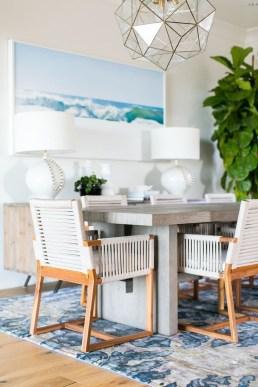 Best Coastal Living Room Decorating Ideas 07