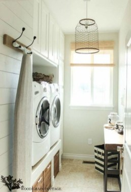Best Small Laundry Room Design Ideas For Summer 2019 08