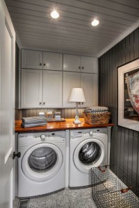 Best Small Laundry Room Design Ideas For Summer 2019 19