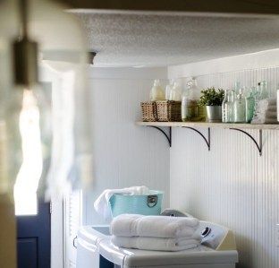 Best Small Laundry Room Design Ideas For Summer 2019 22
