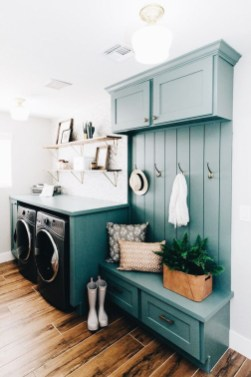 Best Small Laundry Room Design Ideas For Summer 2019 32