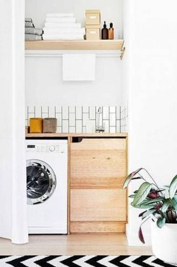 Best Small Laundry Room Design Ideas For Summer 2019 35