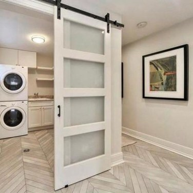 Best Small Laundry Room Design Ideas For Summer 2019 42