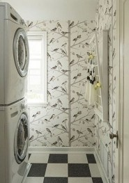 Best Small Laundry Room Design Ideas For Summer 2019 46