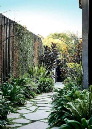 Classy Garden Path And Walkway Design And Remodel Ideas 16