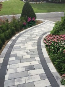 Classy Garden Path And Walkway Design And Remodel Ideas 29