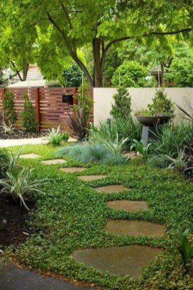 Classy Garden Path And Walkway Design And Remodel Ideas 33
