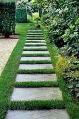 Classy Garden Path And Walkway Design And Remodel Ideas 52