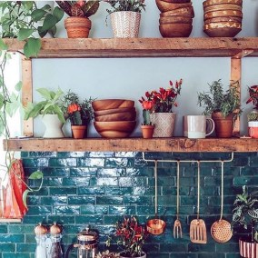Classy Kitchen Decorating Ideas To Try This Year 40