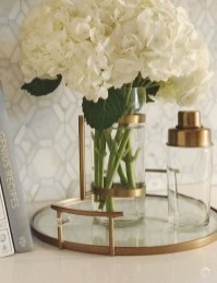 Cool Floral Arrangement Ideas To Beautify Your Room 15