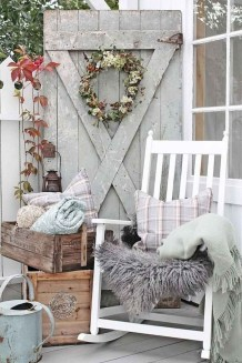 Cozy Small Porch Design Ideas To Try Right Now 02