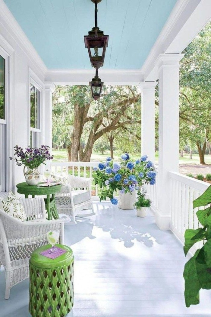 Cozy Small Porch Design Ideas To Try Right Now 31