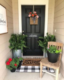 Cozy Small Porch Design Ideas To Try Right Now 47