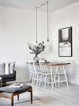 Creative Dining Room Ideas For First Apartment To Try Today 26