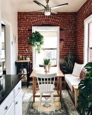 Creative Dining Room Ideas For First Apartment To Try Today 33
