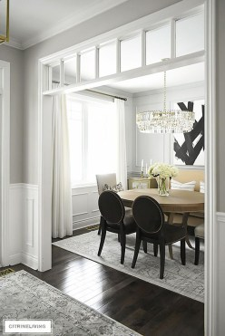 Creative Dining Room Ideas For First Apartment To Try Today 36