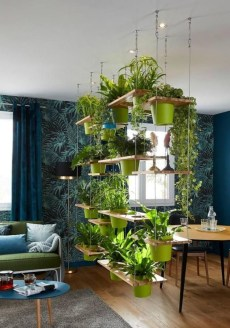Extraordinary Indoor Garden Design And Remodel Ideas For Apartment 03